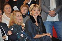 Анна Каменкова, Татьяна Веденеева. Церемония вруче