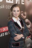 Софья Лебедева. Презентация второго сезона сериала