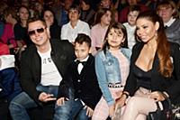 Виталий Чекулаев, Габриэлла с детьми. Неделя Моды