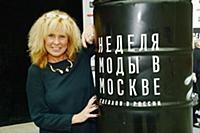 Марина Кулешова. Неделя Моды в Москве. Показ колле