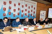Пресс-конференция фестиваля «Арт-футбол-Россия 2019»