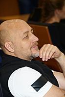 Алексей Куличков. Пресс-конференция организаторов