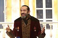 Владимир Машков. Показ фрагмента спектакля «Ревизо