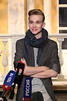 Владислав Миллер. Показ фрагмента спектакля «Ревиз