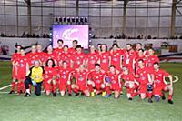 Фестиваль «Арт-футбол» в честь 90-летия со дня рождения Льва Яшина