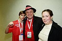 Григорий Гладков. Фестиваль «Арт-футбол» в честь 9