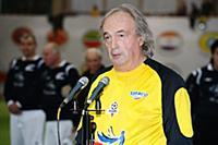 Юрий Давыдов. Фестиваль «Арт-футбол» в честь 90-ле