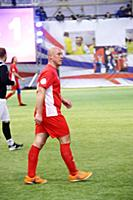 Денис Майданов. Фестиваль «Арт-футбол» в честь 90-