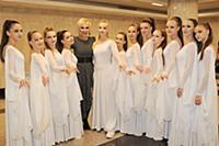 Валентина Легкоступова и Балет «Белые крылья»