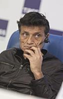 Альберто Тестоне (Alberto Testone). Пресс-конферен