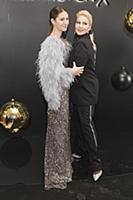 Екатерина Одинцова с дочкой. Церемония вручения пр