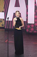 Кристина Асмус. Церемония вручения премии журнала