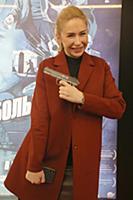 Анастасия Гребенкина. Премьера фильма «Большая поэ