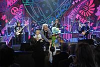Группа «Цветы», Стас Намин. Государственный Кремле