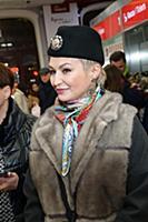 Катя Лель. Модный показ 'Russia. Modest Fashion We