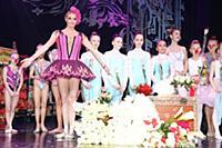 Анастасия Волочкова. Балетно-цирковой спектакль «Б