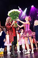 Никита Джигурда, Анастасия Волочкова. Балетно-цирк