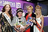 Ксения Кривко, Алла Маркина, Анжелика Агурбаш. Пре