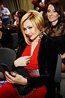 Анжелика Агурбаш. Пресс-конференция, посвященная у