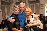 Сергей Варчук с супругой, Марина Яковлева. Юбилей