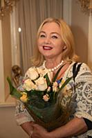 Марина Яковлева. Юбилей актера Александра Михайлов