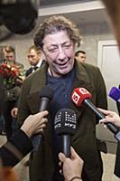 Григорий Лепс. Вручение премии «Золотой граммофон