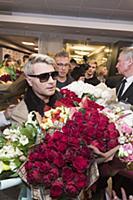 Николай Басков. Вручение премии «Золотой граммофон