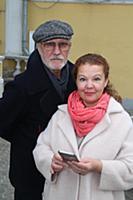Юрий Беляев, Татьяна Абрамова.