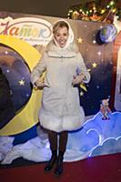 Ксения Алферова. Праздничное открытие ГУМ-Катка на