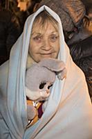 Наталья Голубенцева. Праздничное открытие ГУМ-Катк