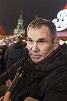Бари Алибасов. Праздничное открытие ГУМ-Катка на К