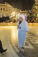 Татьяна Навка. Праздничное открытие ГУМ-Катка на К