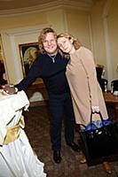 Александр Ягья с супругой. Премия «Business Succes