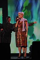 Мария Воронова. Концерт, посвященный 78-й годовщин