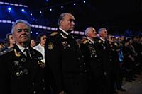 Концерт, посвященный 78-й годовщине Битвы за Москв