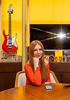 Наталья Подольская. Ресторан «Backstage». Москва,