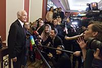 Василий Лановой. Церемония вручения премии «Звезда
