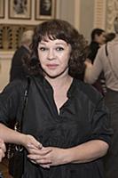 Елена Валюшкина. Церемония вручения премии «Звезда