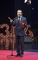 Владимир Машков. Церемония вручения премии «Звезда