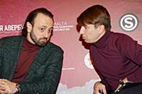Илья Авербух, Алексей Ягудин. Пре-пати, посвященно