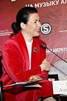 Ирина Александрова. Пре-пати, посвященное спектакл