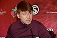 Алексей Ягудин. Пре-пати, посвященное спектаклю Ил