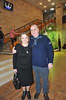 Елена Цыплакова с мужем Павлом. 31-й День рождения