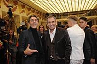 Сергей Шнуров и Бари Алибасов. Церемония вручения