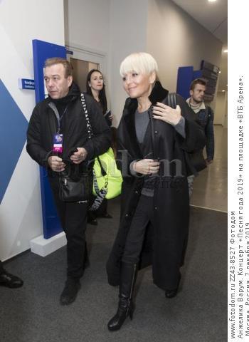 Анжелика Варум. Концерт «Песня года 2019» на площадке «ВТБ Арена». Москва, Россия, 7 декабря 2019.