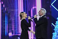 Валерий Меладзе и Альбина Джанабаева. Праздничный