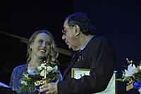 Ольга Дунаева, Михаил Цивин. Премия за доброту в и