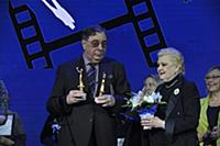 Михаил Цивин, Наталья Дрожжина. Премия за доброту