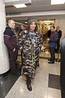 Валерий Леонтьев. Церемония вручения Российской на