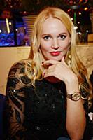 Олеся Бословяк. Церемония вручения премии «VMODE A